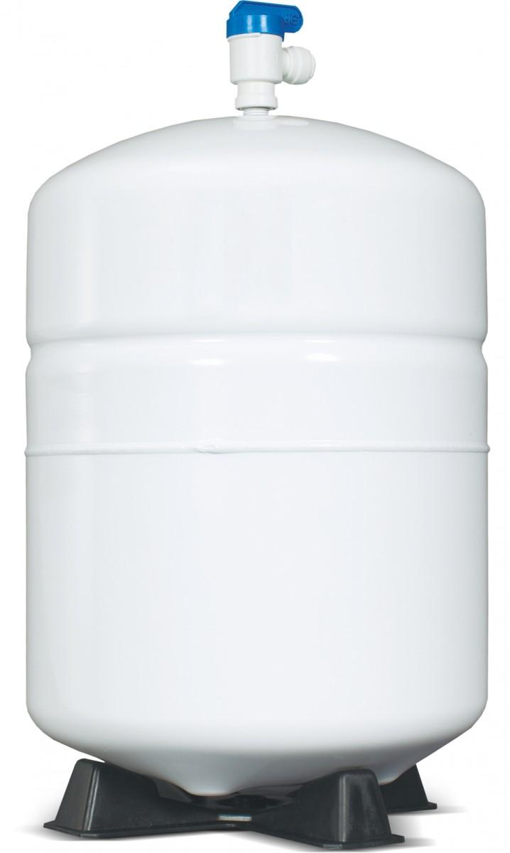 Мембранный бак белый,  3.0 gal