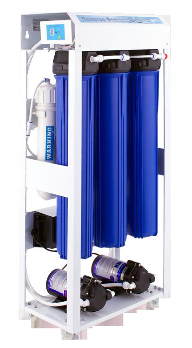 Бытовая система доочистки RO-5400S
